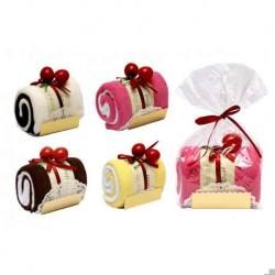 Trunk süßen Kuchen in Geschenktüte