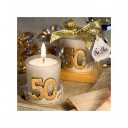 Candle-Hochzeit 50-jähriges Bestehen