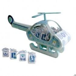 Aussteller Helicoptero Baby Blue (single-Lautsprecher)