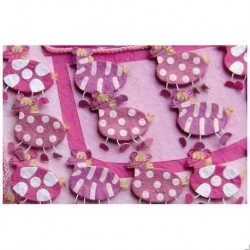 15. September Boxen rosa Zebras