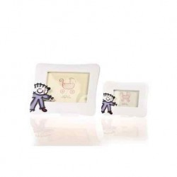 Kind-Spielzeug Portafotos Polyresin Hor. XL