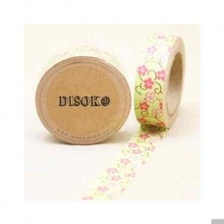 Band Washi Klebeband 15mm x 10 Meter DS-106