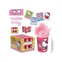 Hallo Kitty Zuckerwatte mit Klebstoff Geschenk