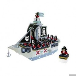 Aussteller-Piraten-Schiff (nur Anzeige)