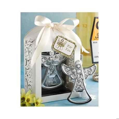 Engel Communion Flaschenöffner in Geschenkbox