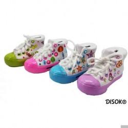 Schuh-Spardose Mädchen
