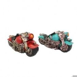 Resin Piggy Moto