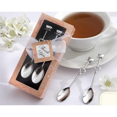 Set Kaffeelöffeln silver