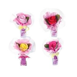 Rose-Formhandtuch