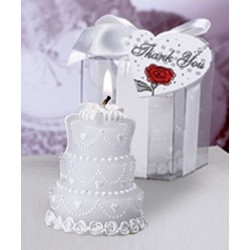 Kerze - Wedding Cake