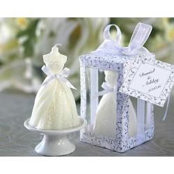 Kerze - kleiden von Braut