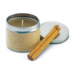 Kerze mit Zimtduft