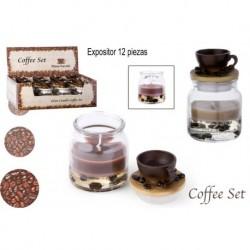 Kerze kaffee