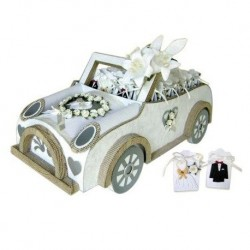 Aussteller Hochzeit Auto + 24 Boxen