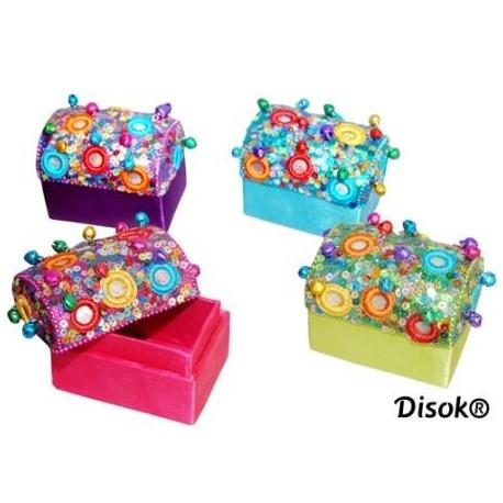 Jeweler Box Pedrería BELL