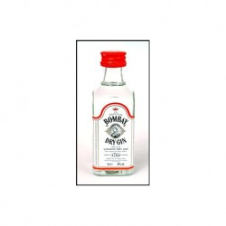 Bombay Gin Likör Miniatur