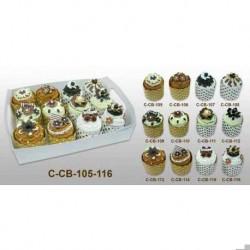 12. September Cupcakes + Display-Kasten-Geschenk