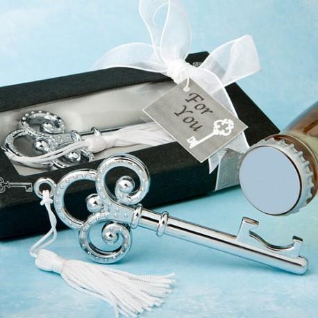 Silver Key-Öffner in Geschenkkarton