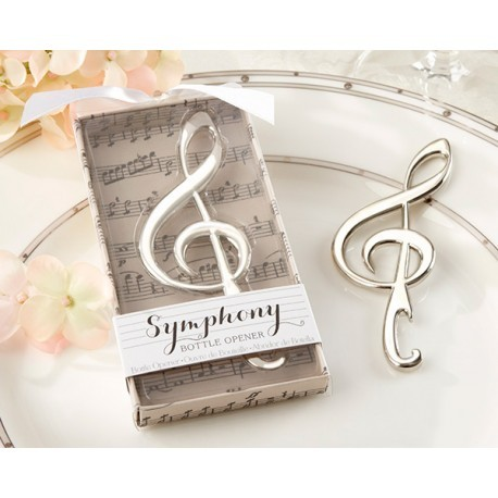 Musical Note Opener in Geschenkschachtel