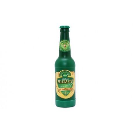 Confetis Dorado Canyon förmige Flasche Bier