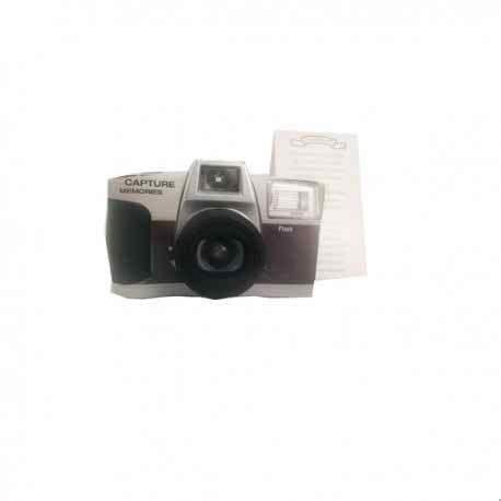 """Einweg-Kamera mit Blitz """"Vintage"""""""