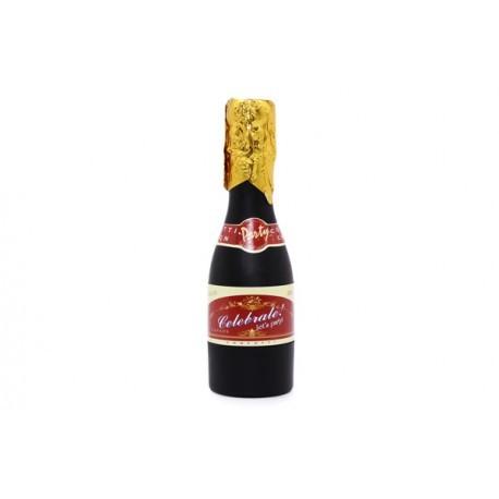 Spiralförmige Schlucht Flasche Champagner