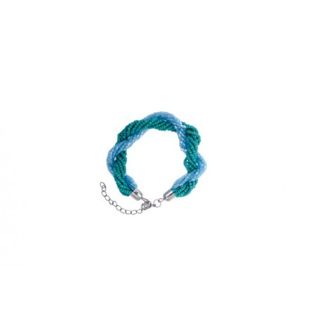 Coiled Armband-Farbe in Geschenkbox