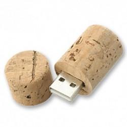 USB-Speicher 4GB Korken Weinflasche Stopper