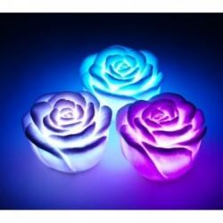 Größere Blumen-förmigen LED-Rosa