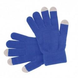 Taktile Acryl Handschuhe (eine Größe) in der Tasche transp präsentiert