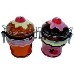 Küche Glas geformt Kuchen