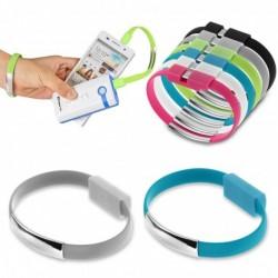 Micro-USB-Daten Armband-Handys aufzuladen