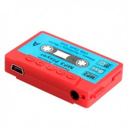 Retro Kassetten-MP3-Player-Box